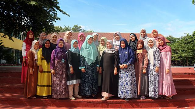 """HARI SANTRI NASIONAL 2020 """"Santri sehat indonesia kuat"""""""