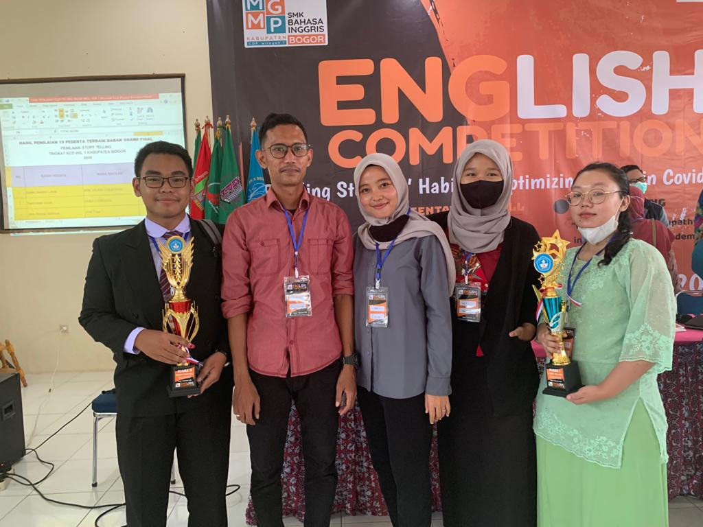 ENGLISH COMPETITION 2020